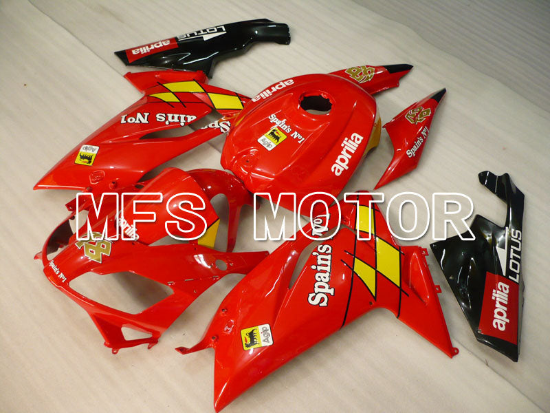 Injection ABS Fairing For Aprilia RS125 2006-2011 - Andre - Rød - MFS4230 - Shopping og engros