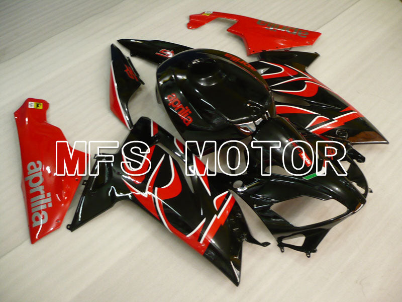 Injection ABS Fairing For Aprilia RS125 2006-2011 - Andre - Svart Rød - MFS4232 - Shopping og engros