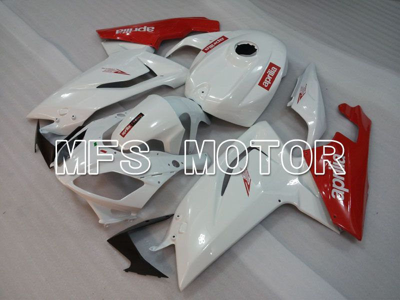 Injection ABS Fairing For Aprilia RS125 2006-2011 - Fabrikkstil - Rød Hvit - MFS4240 - Shopping og engros