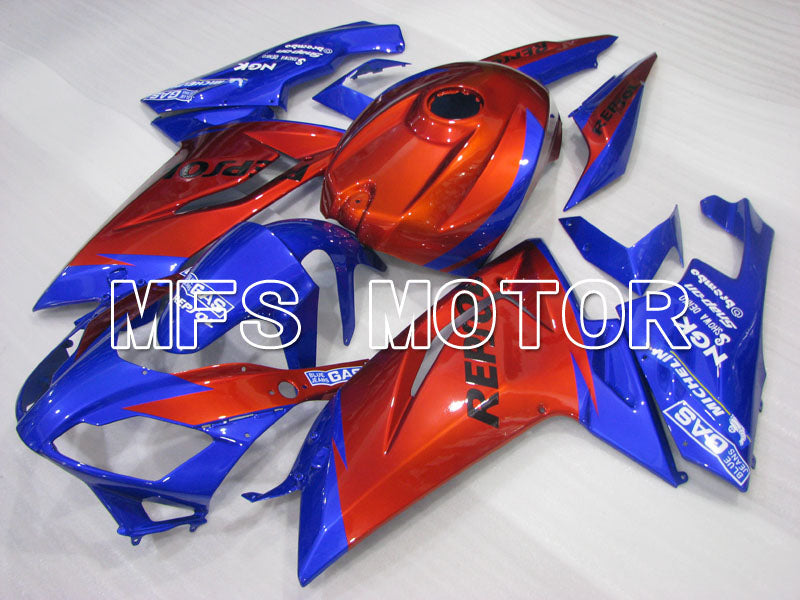 Injection ABS Fairing For Aprilia RS125 2006-2011 - Fabriksstil - Blå Rødvin Farve - MFS4242 - Shopping og engros