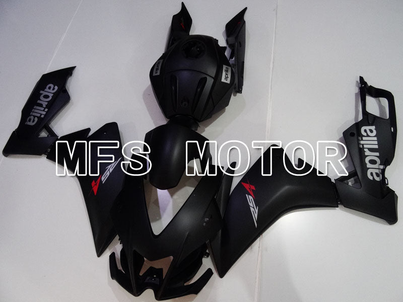 Injection ABS Fairing For Aprilia RS125 2012-2014 - Fabriksstil - Sort - MFS4262 - Shopping og engros