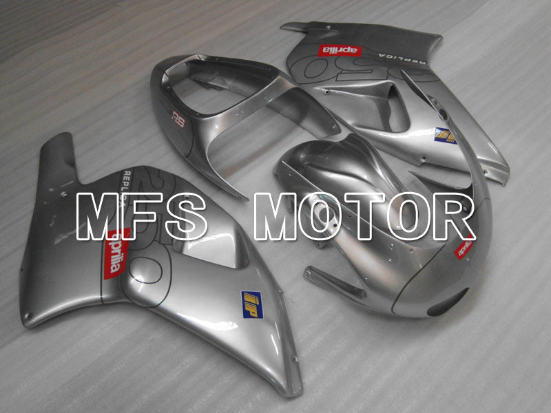 Injection ABS Fairing For Aprilia RS250 1995-2002 - Factory Style - Silver - MFS4284 - shopping and wholesale