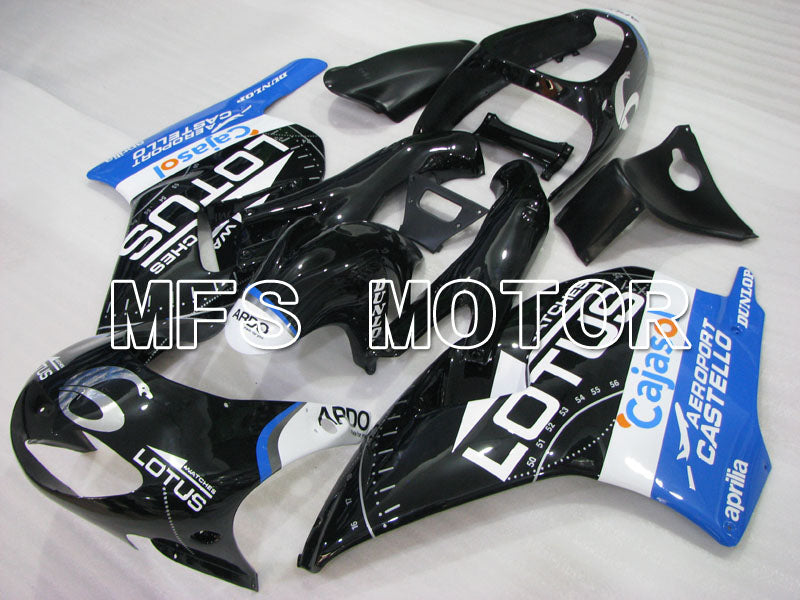 Injection ABS Fairing For Aprilia RS250 1995-2002 - Andre - Svart Blå - MFS4287 - Shopping og engros