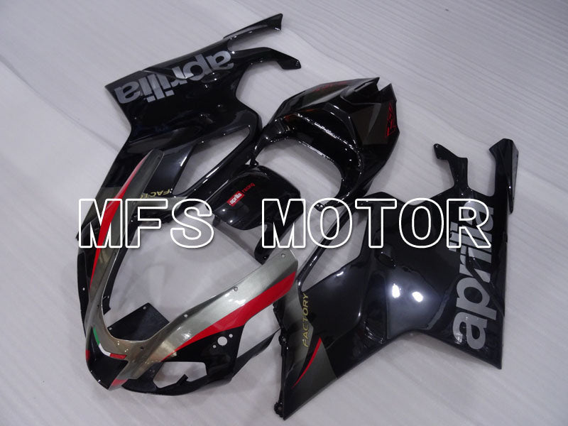 ABS Fairing For Aprilia RSV 1000 R 2003-2006 - Factory Style - Black - MFS4306 - shopping and wholesale