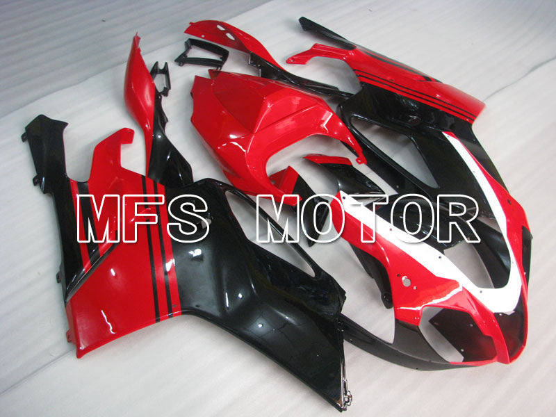 ABS Fairing For Aprilia RSV 1000 R 2003-2006 - Factory Style - Black Red - MFS4338 - shopping and wholesale