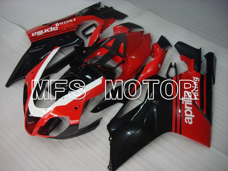 ABS Fairing For Aprilia RSV 1000 R 2003-2006 - Factory Style - Black Red - MFS4340 - shopping and wholesale
