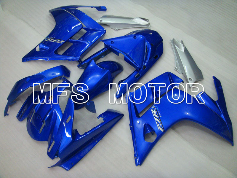 ABS Fairing For Yamaha FJR1300 2002-2006 - Factory Style - Blue - MFS4361 - shopping and wholesale