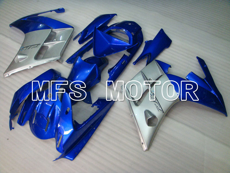 ABS Fairing For Yamaha FJR1300 2002-2006 - Factory Style - Blue Silver - MFS4370 - shopping and wholesale