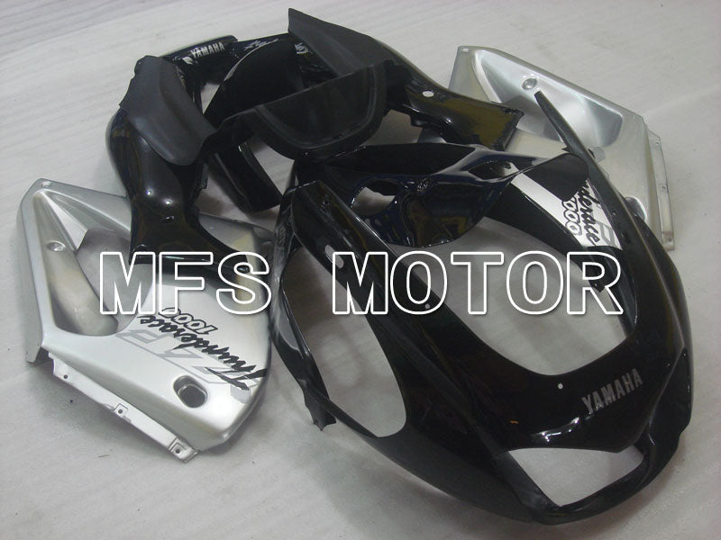 ABS Fairing For Yamaha YZF1000R 1997-2007 - Factory Style - Black Silver - MFS4386 - shopping and wholesale