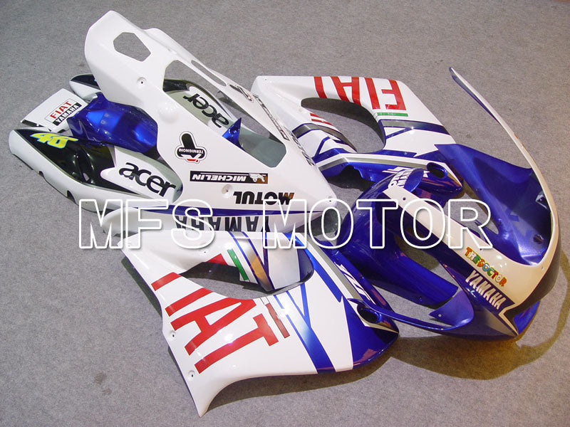 ABS Fairing For Yamaha YZF1000R 1997-2007 - FIAT - Blue White - MFS4389 - shopping and wholesale