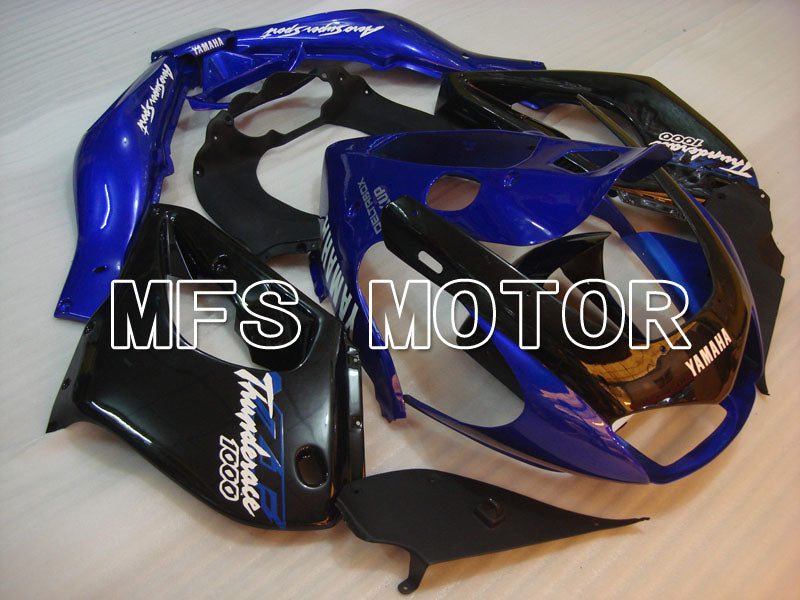 ABS Fairing For Yamaha YZF1000R 1997-2007 - Factory Style - Black Blue - MFS4400 - shopping and wholesale