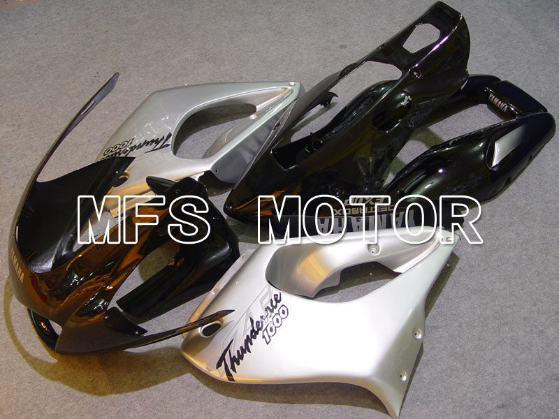 ABS Fairing For Yamaha YZF1000R 1997-2007 - Factory Style - Black Silver - MFS4409 - shopping and wholesale