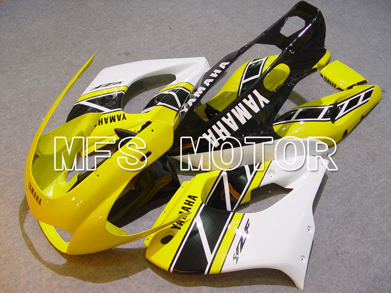 ABS Fairing For Yamaha YZF1000R 1997-2007 - Factory Style - Black White Yellow - MFS4414 - shopping and wholesale