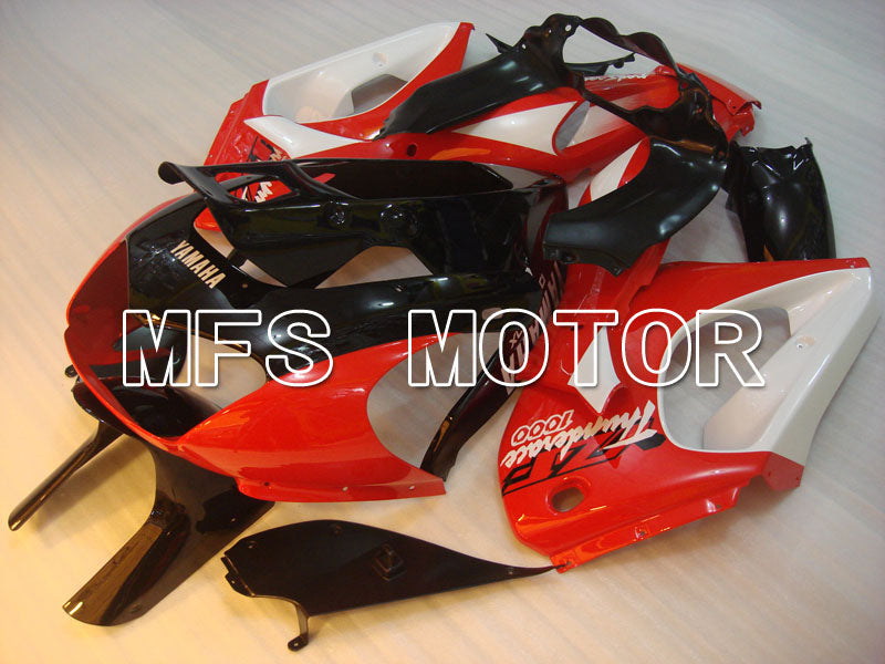 ABS Fairing For Yamaha YZF1000R 1997-2007 - Factory Style - Black Red - MFS4418 - shopping and wholesale