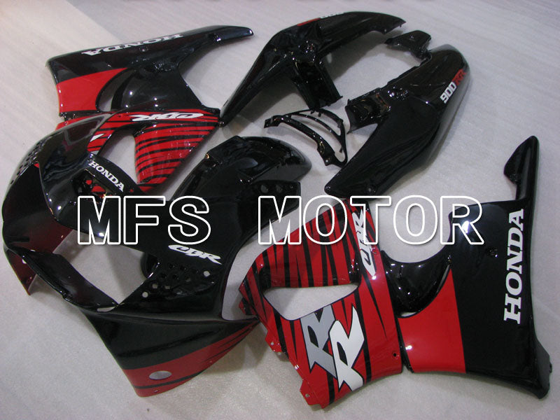ABS Fairing For Honda CBR900RR 919 1998-1999 - Factory Style - Black Red - MFS4429 - shopping and wholesale