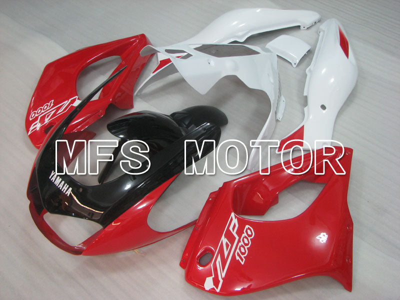 ABS Fairing For Yamaha YZF1000R 1997-2007 - Factory Style - Black Red White - MFS4433 - shopping and wholesale