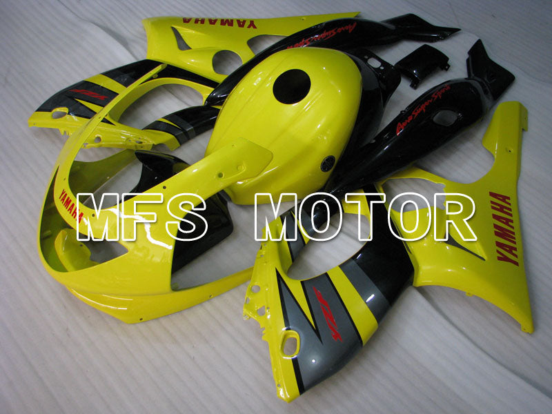 Injection ABS Fairing For Yamaha YZF-600R 1997-2007 - Factory Style - Yellow Gray - MFS4435 - shopping and wholesale