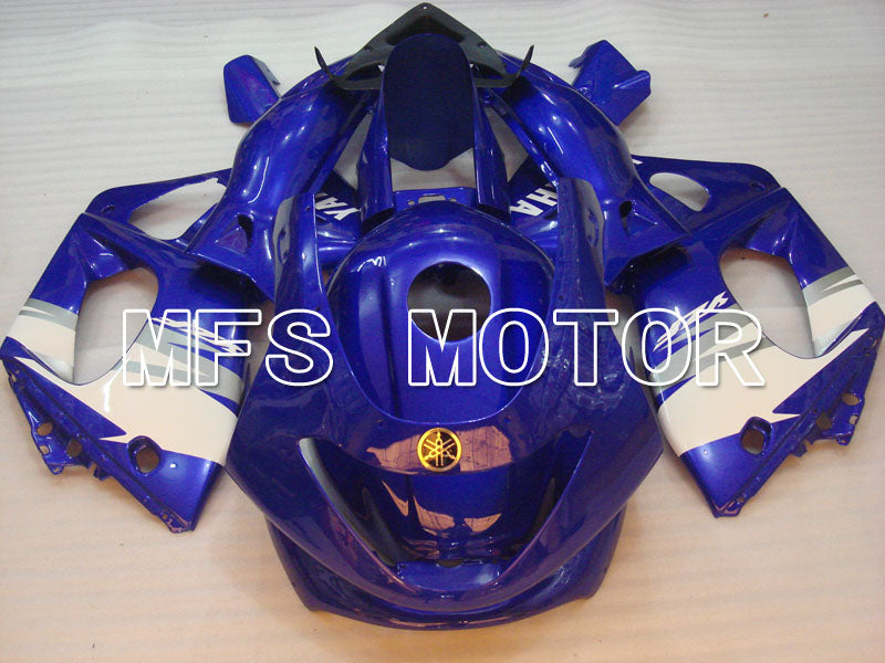 Injection ABS Fairing For Yamaha YZF-600R 1997-2007 - Factory Style - Blue White - MFS4441 - shopping and wholesale