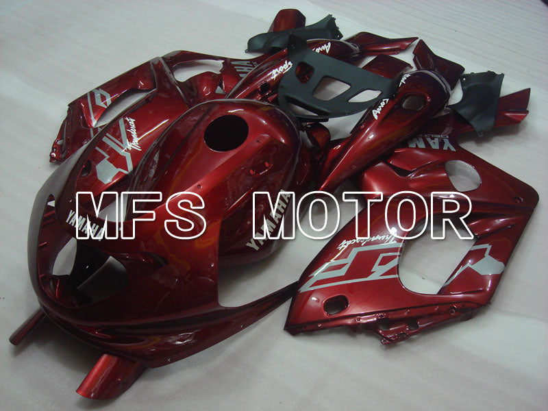 Injection ABS Fairing For Yamaha YZF-600R 1997-2007 - Factory Style - Red Wine Color - MFS4444 - shopping and wholesale