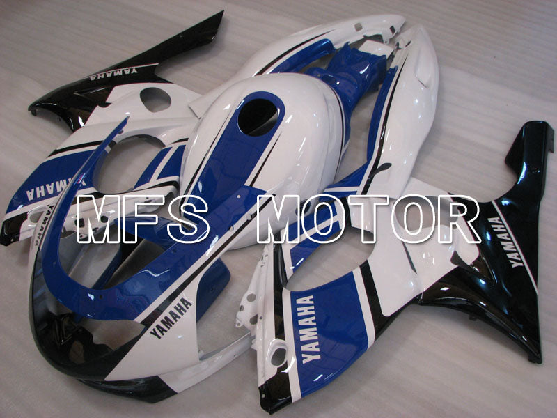 Injection ABS Fairing For Yamaha YZF-600R 1997-2007 - Factory Style - Blue White - MFS4454 - shopping and wholesale