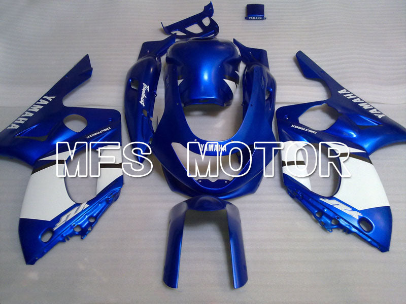 Injection ABS Fairing For Yamaha YZF-600R 1997-2007 - Factory Style - Blue White - MFS4457 - shopping and wholesale
