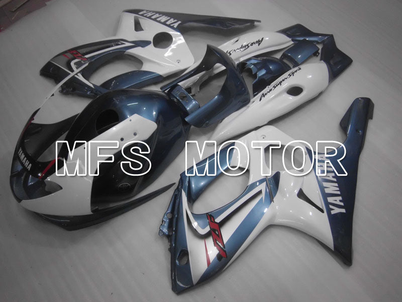 Injection ABS Fairing For Yamaha YZF-600R 1997-2007 - Factory Style - Blue White - MFS4459 - shopping and wholesale
