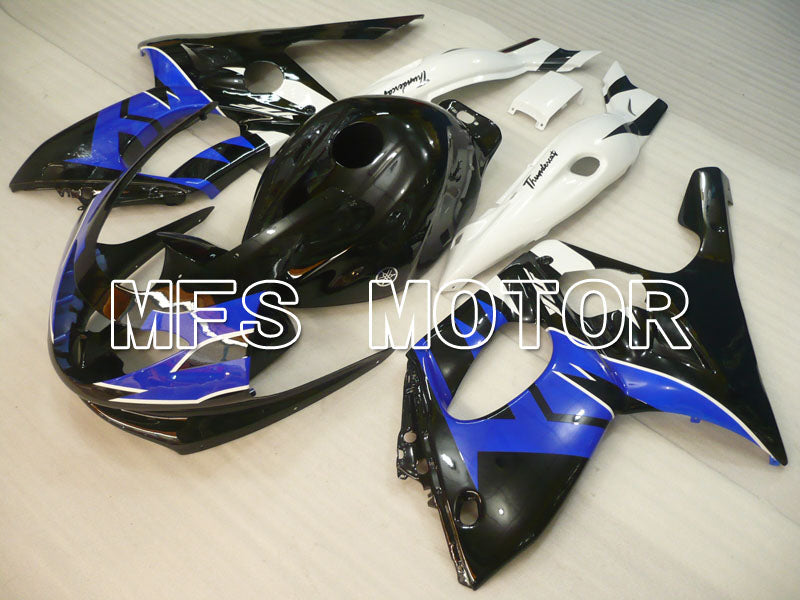 Injection ABS Fairing For Yamaha YZF-600R 1997-2007 - Factory Style - Blue Black - MFS4465 - shopping and wholesale