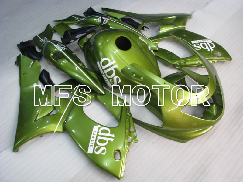 Injection ABS Fairing For Yamaha YZF-600R 1997-2007 - DBS - Cyan - MFS4466 - shopping and wholesale