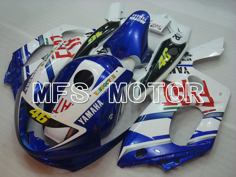 Injection ABS Fairing For Yamaha YZF-600R 1997-2007 - FIAT - Green White - MFS4469 - shopping and wholesale
