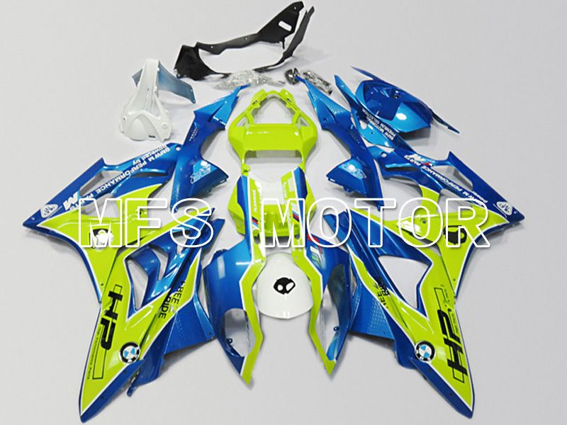 Injection ABS Fairing For BMW S1000RR 2009-2014 - Others - Green Blue - MFS4483 - shopping and wholesale