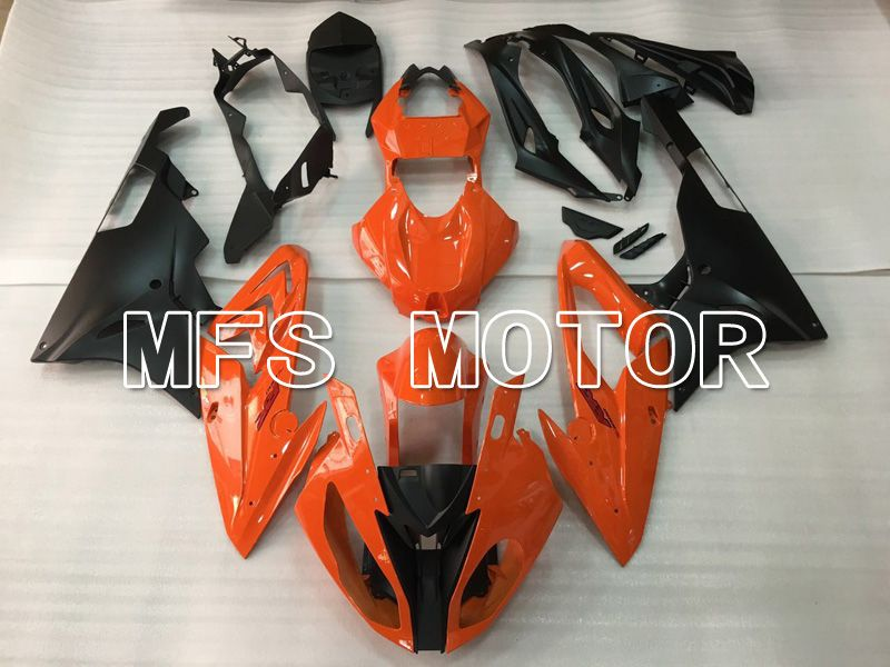 Injection ABS Fairing för BMW S1000RR 2015-2016 - Fabriksstil - Orange Blue - MFS4503 - Shopping och grossist