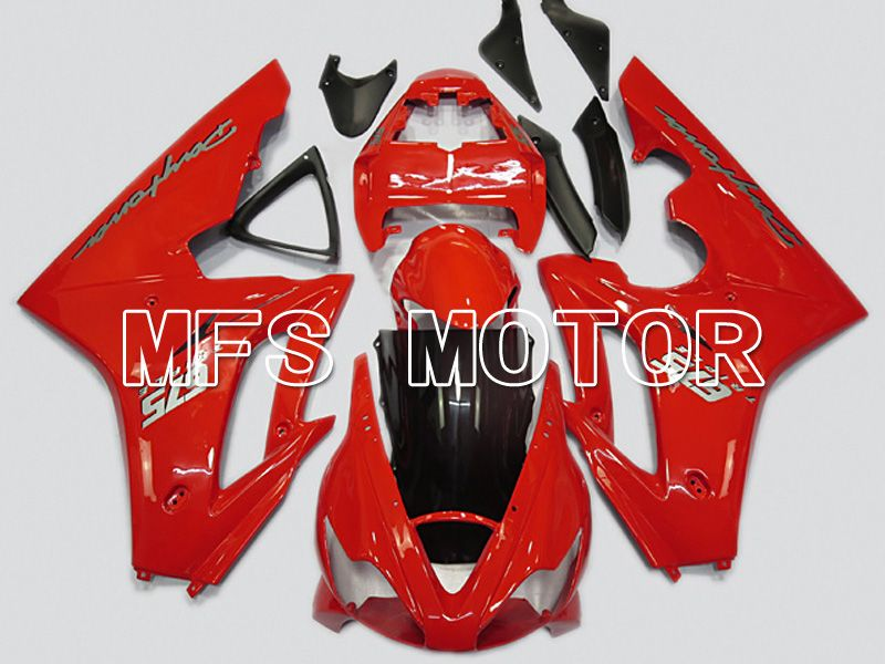 Injection ABS Fairing For Triumph Daytona 675 2006-2008 - Factory Style - Red - MFS4510 - shopping and wholesale