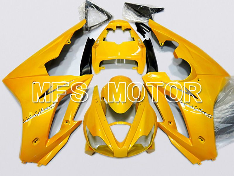 Injection ABS Fairing For Triumph Daytona 675 2006-2008 - Fabrikkstil - Gul - MFS4514 - Shopping og engros