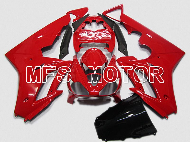 Injection ABS Fairing For Triumph Daytona 675 2006-2008 - Factory Style - Red - MFS4518 - shopping and wholesale