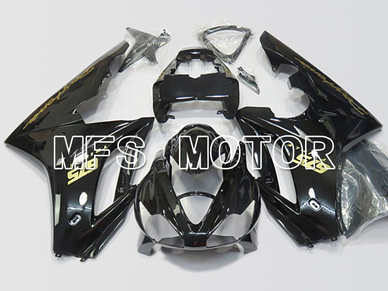Injection ABS Fairing For Triumph Daytona 675 2006-2008 - Fabrikkstil - Svart - MFS4520 - Shopping og engros