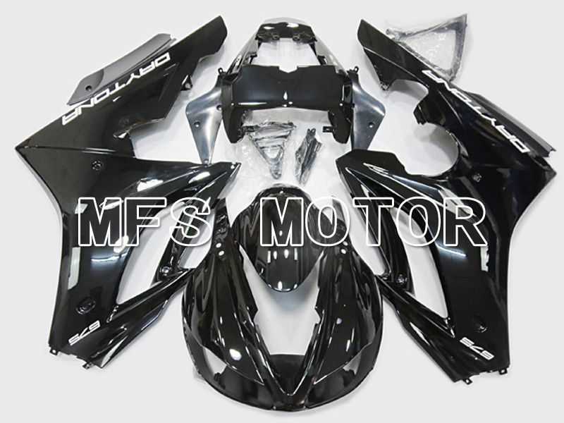 Injection ABS Fairing For Triumph Daytona 675 2009-2012 - Fabrikkstil - Svart - MFS4525 - Shopping og engros