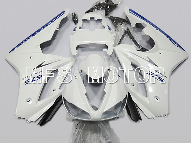 Injection ABS Fairing For Triumph Daytona 675 2009-2012 - Fabrikkstil - Hvit - MFS4529 - Shopping og engros