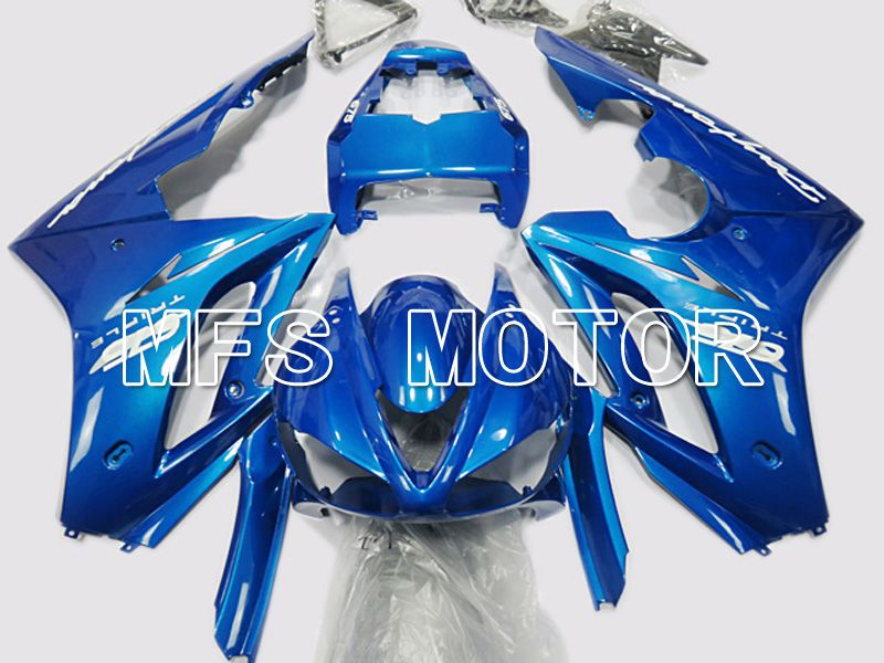 Injection ABS Fairing For Triumph Daytona 675 2009-2012 - Fabrikkstil - Blå - MFS4536 - Shopping og engros