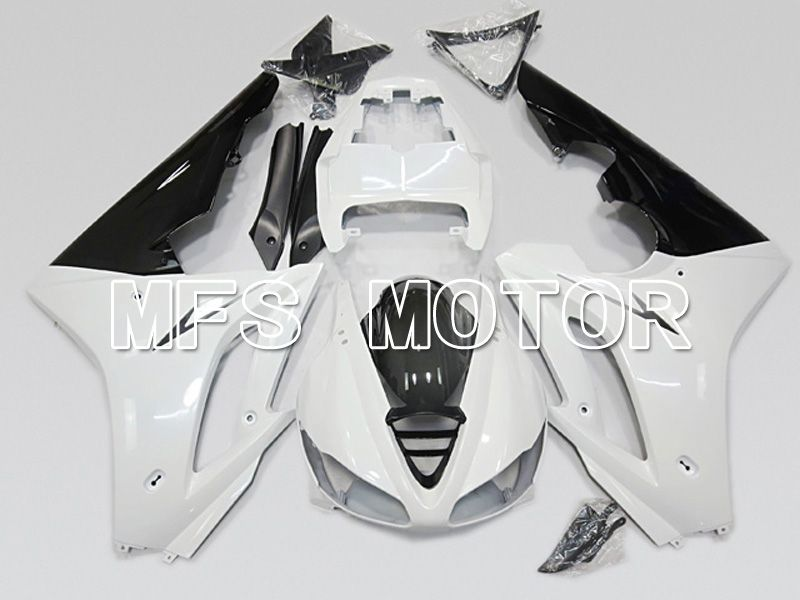 Injection ABS Fairing For Triumph Daytona 675 2009-2012 - Fabrikkstil - Svart Hvit - MFS4540 - Shopping og engros