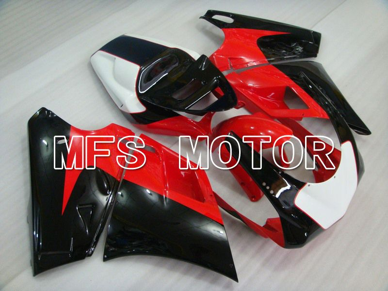 Injection ABS Fairing For Ducati 748 / 998 / 996 1994-2002 - Fabrikkstil - Svart Rød - MFS4599 - Shopping og engros