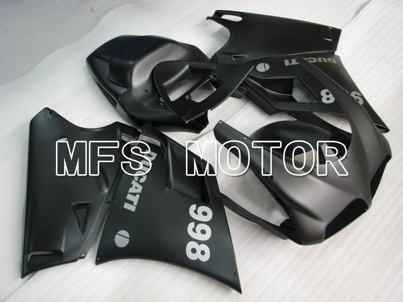 Injection ABS Fairing For Ducati 748 / 998 / 996 1994-2002 - Fabrikkstil - Svart - MFS4600 - Shopping og engros