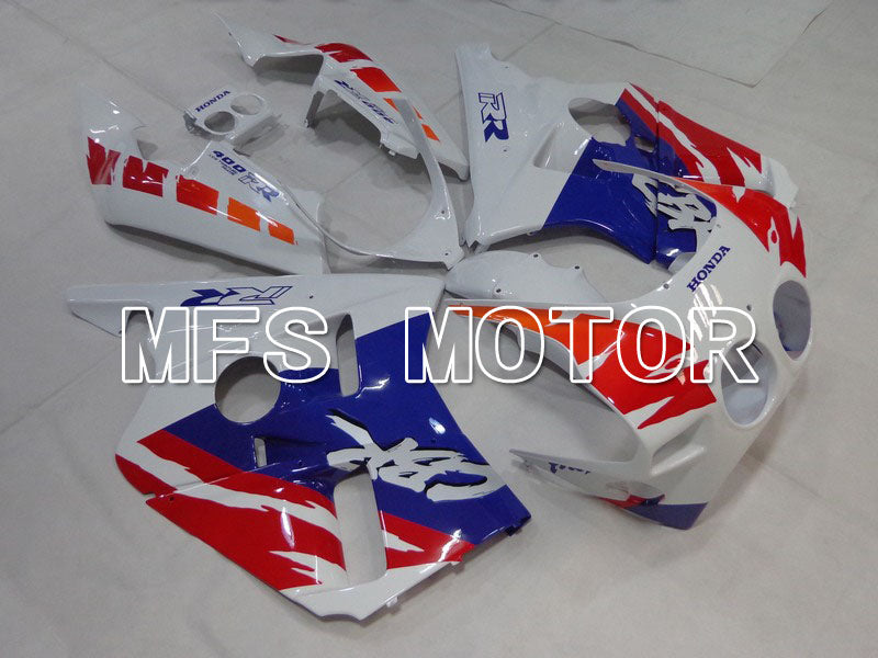 ABS Fairing For Honda CBR 400RR NC23 1988-1989 - Fireblade - Blue White Red - MFS4602 - shopping and wholesale