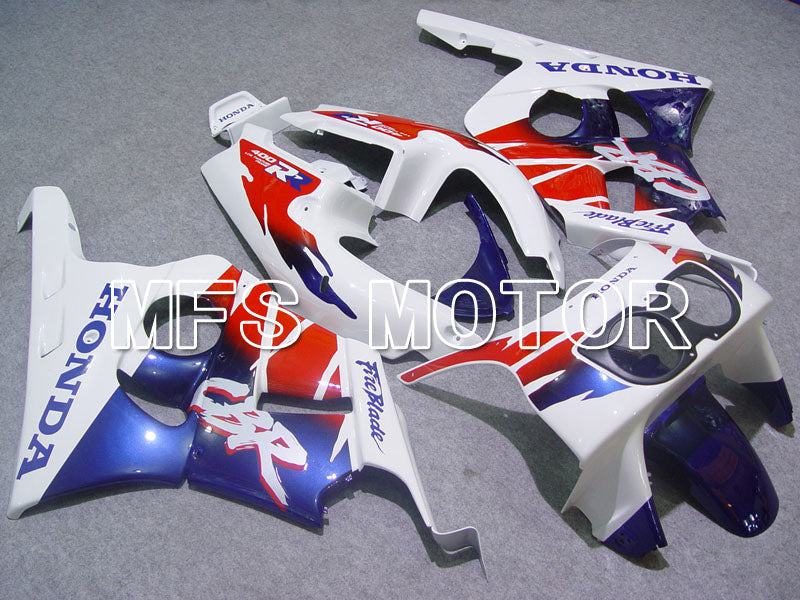 ABS Fairing For Honda CBR 400RR NC29 1990-1999 - Fireblade - Blue Red White - MFS4620 - shopping and wholesale