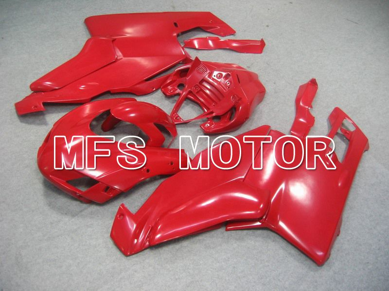 Injection ABS Fairing For Ducati 749 / 999 2005-2006 - Fabrikkstil - Rød - MFS4681 - Shopping og engros