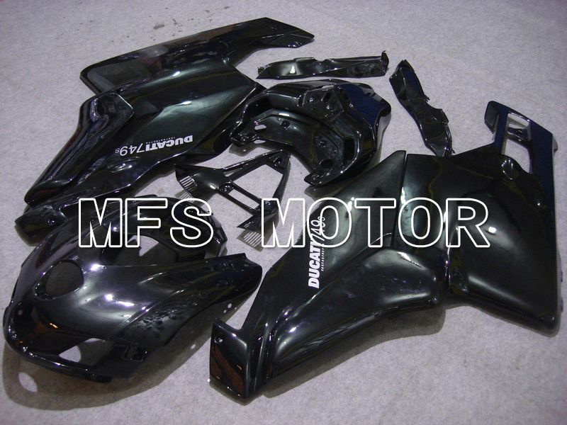 Injection ABS Fairing For Ducati 749 / 999 2005-2006 - Fabrikkstil - Svart - MFS4691 - Shopping og engros