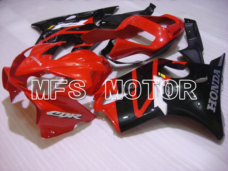 Injection ABS Fairing For Honda CBR600 F4i 2001-2003 - Fabrikkstil - Svart Rød - MFS4694 - Shopping og engros