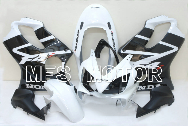 Injection ABS Fairing For Honda CBR600 F4i 2004-2007 - Factory Style - Black White - MFS4802 - shopping and wholesale