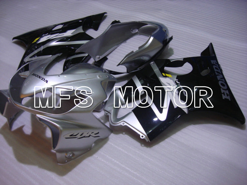 Injection ABS Fairing For Honda CBR600 F4i 2004-2007 - Factory Style - Black Silver - MFS4803 - shopping and wholesale
