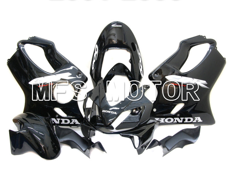 Injection ABS Fairing For Honda CBR600 F4i 2004-2007 - Factory Style - Black - MFS4810 - shopping and wholesale