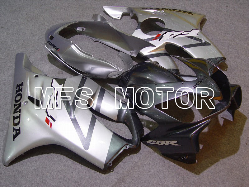 Injection ABS Fairing For Honda CBR600 F4i 2004-2007 - Fabrikkstil - Grå Sølv - MFS4815 - Shopping og engros